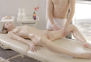 Young Massage Porn Pictures