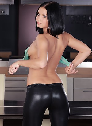 Young Leather Porn Pictures