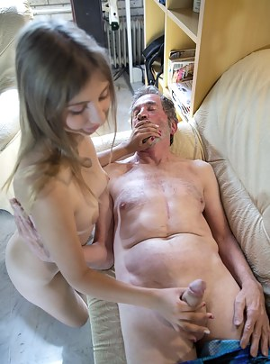 Young Handjob Porn Pictures